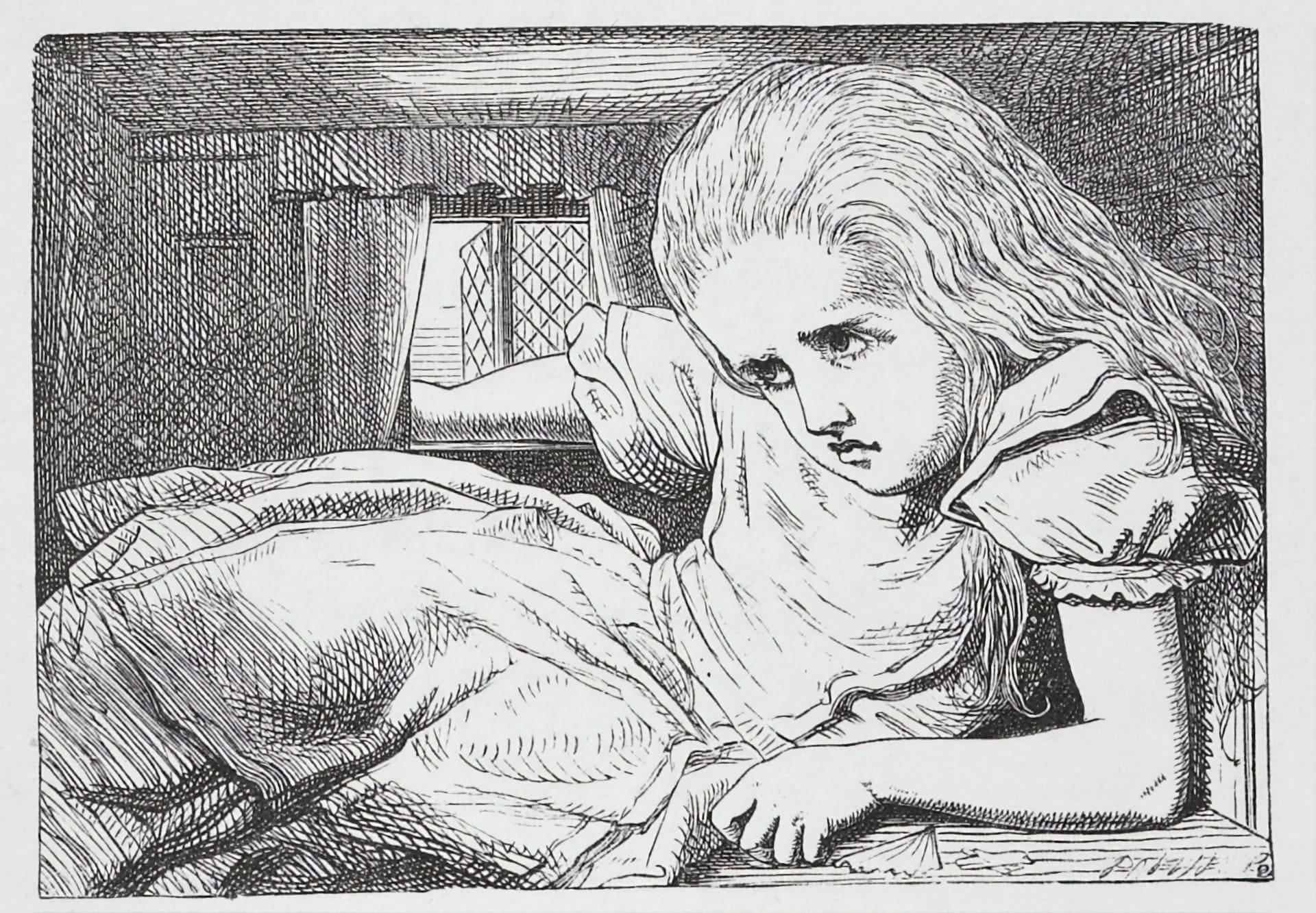 Алиса в Стране чудес — Джон Тенниел I часть