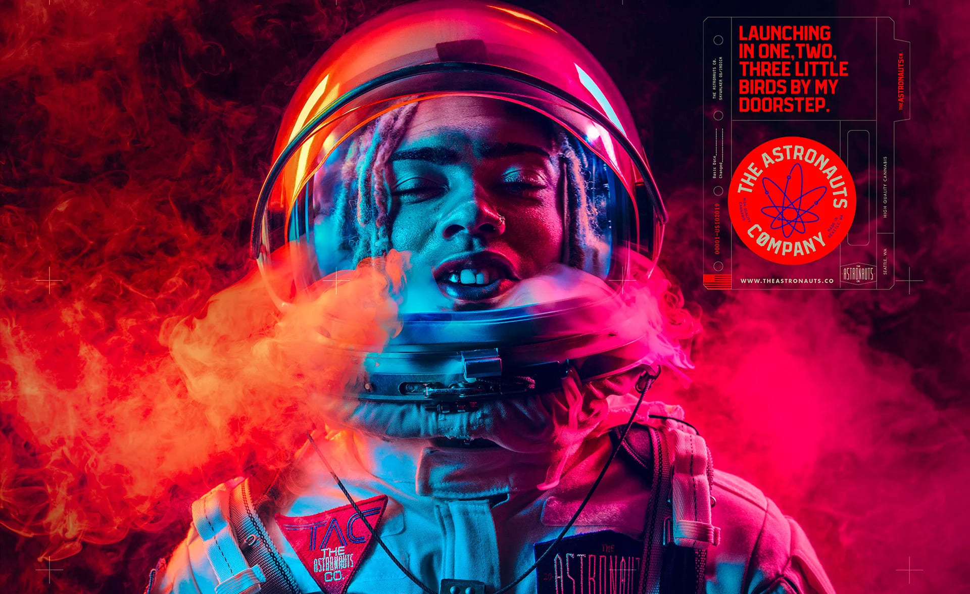 Астронавты Тима Таддера