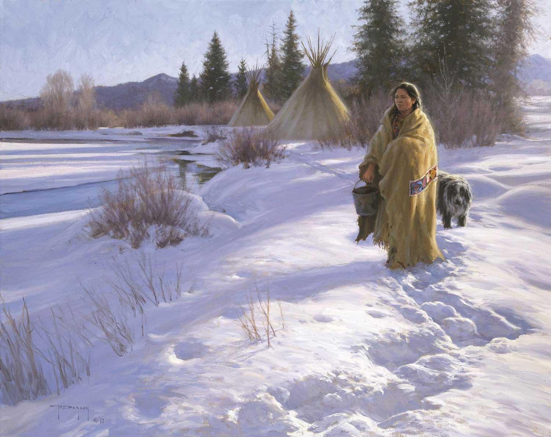 Индейские истории