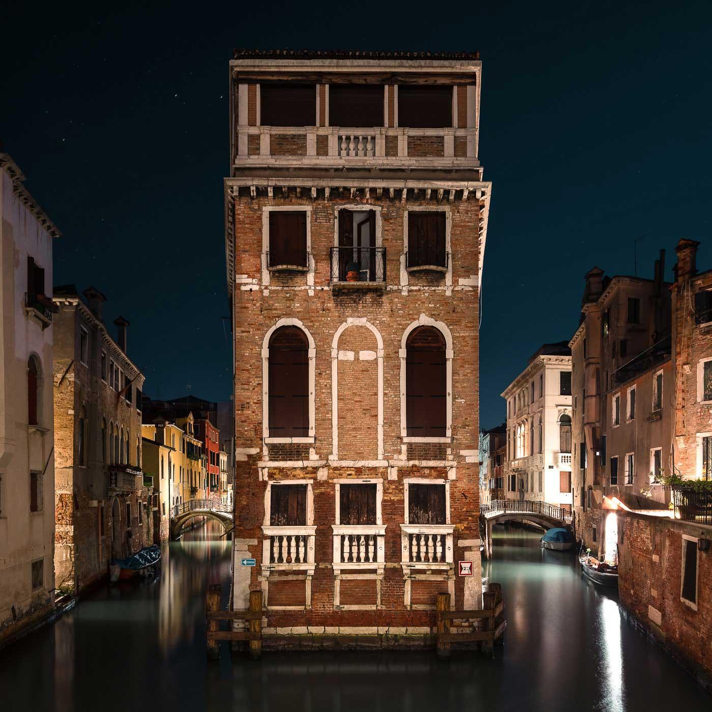 Спящая Венеция