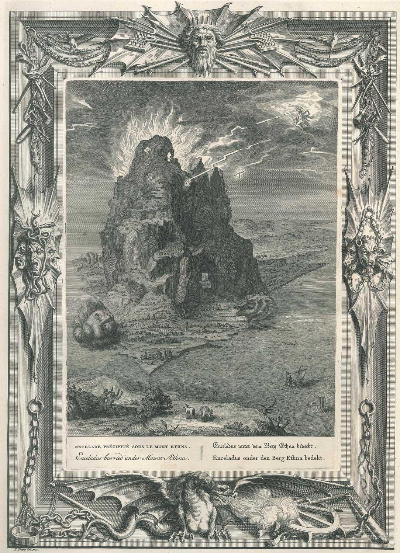 Lithograph - Bernard Picart 1731