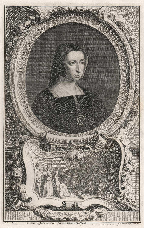Lithograph - portrait 1820