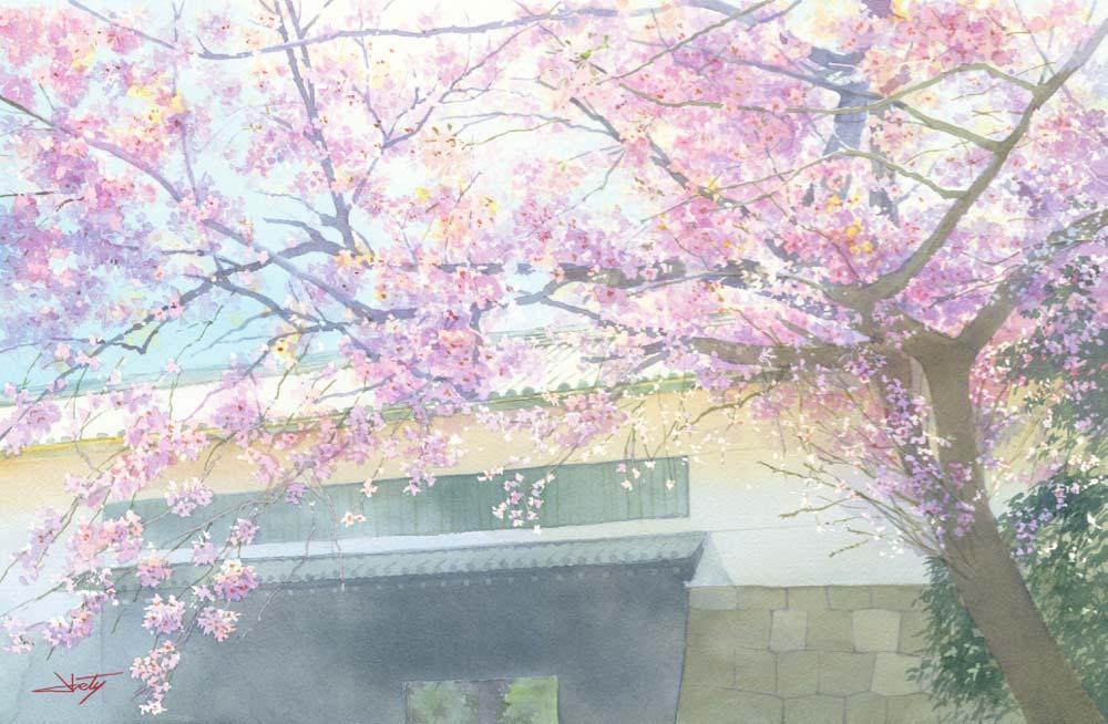 Abe Toshiyuki - Весна 2017