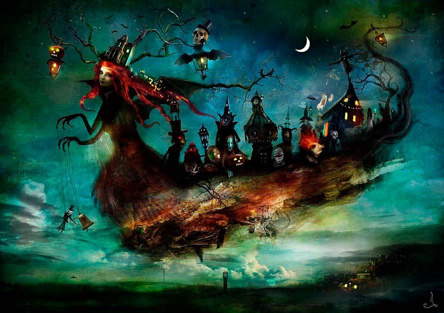 Alexander Jansson - Mist Eerie