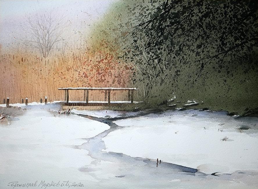 Бранислав Маркович Умбра - Мост