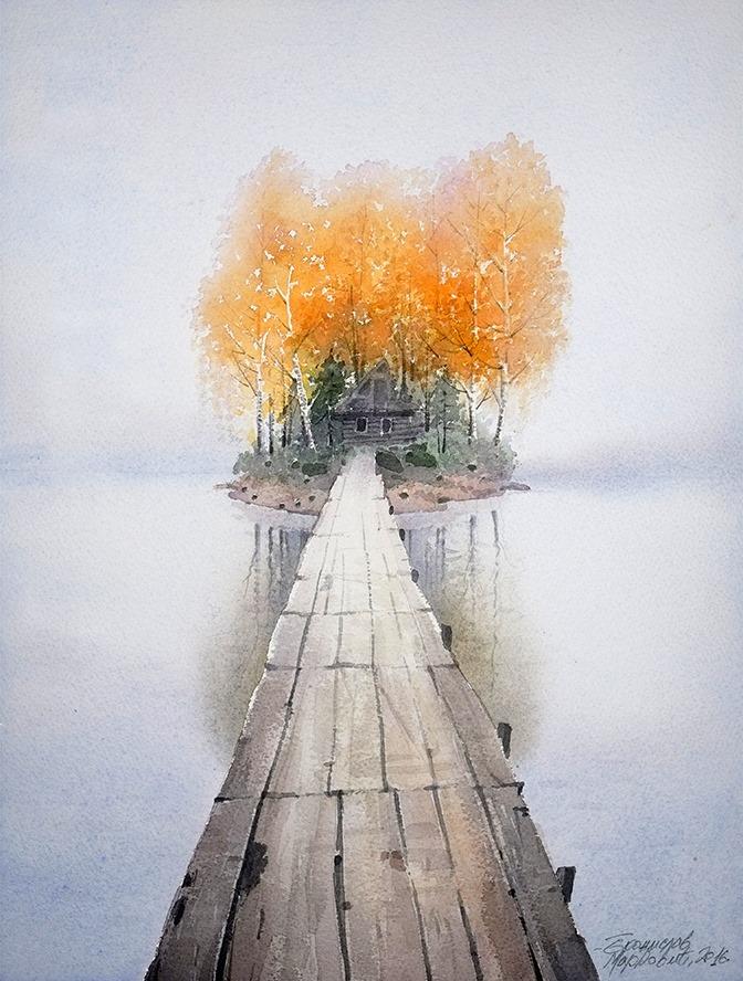 Бранислав Маркович Умбра - Осень