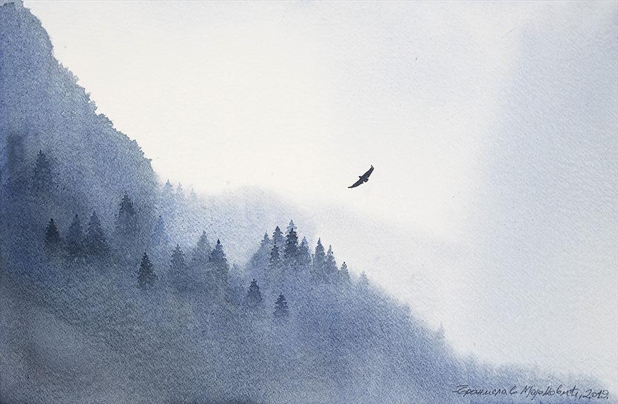 Бранислав Маркович Умбра - Утренний орел