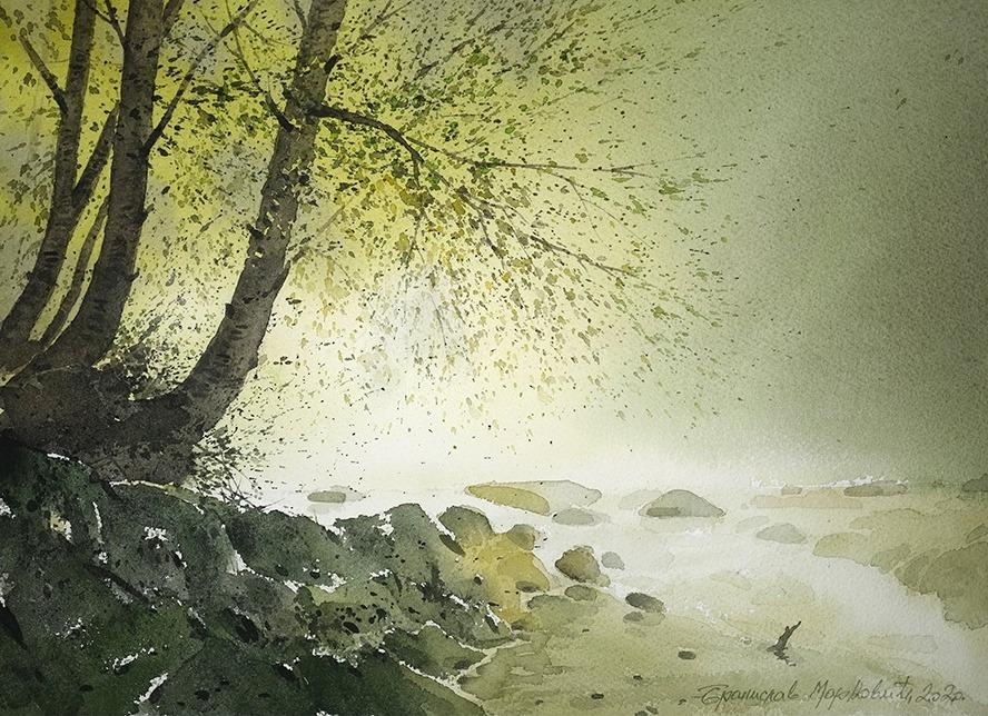 Бранислав Маркович Умбра - Весна