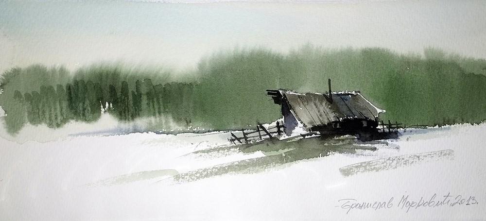 Бранислав Маркович Умбра - Заброшенная катун