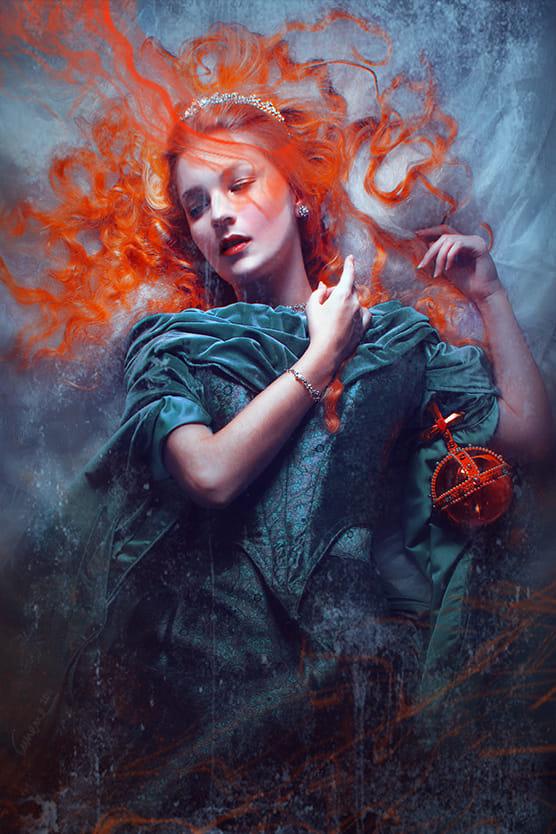 Сunene - О воде и огне