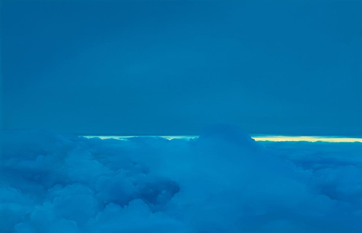 Ian Fisher - Художник вдохновленный небом