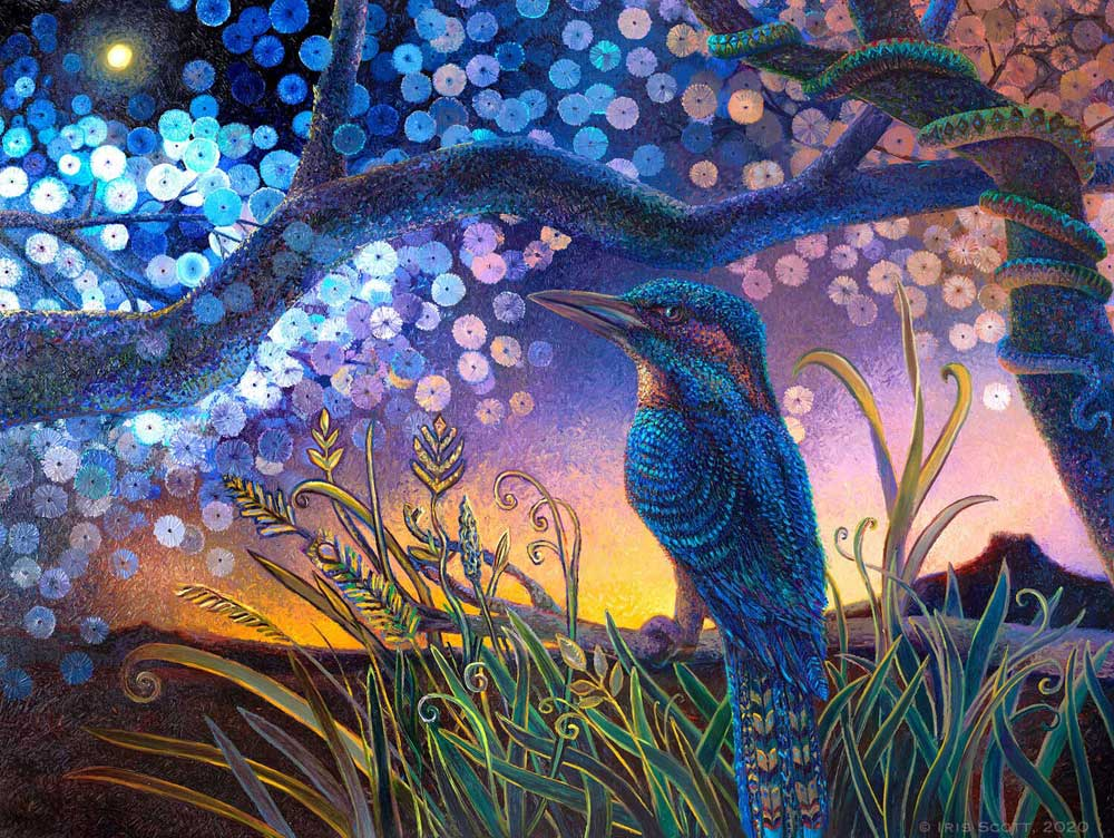 Iris Scott - Соловей кукабарра