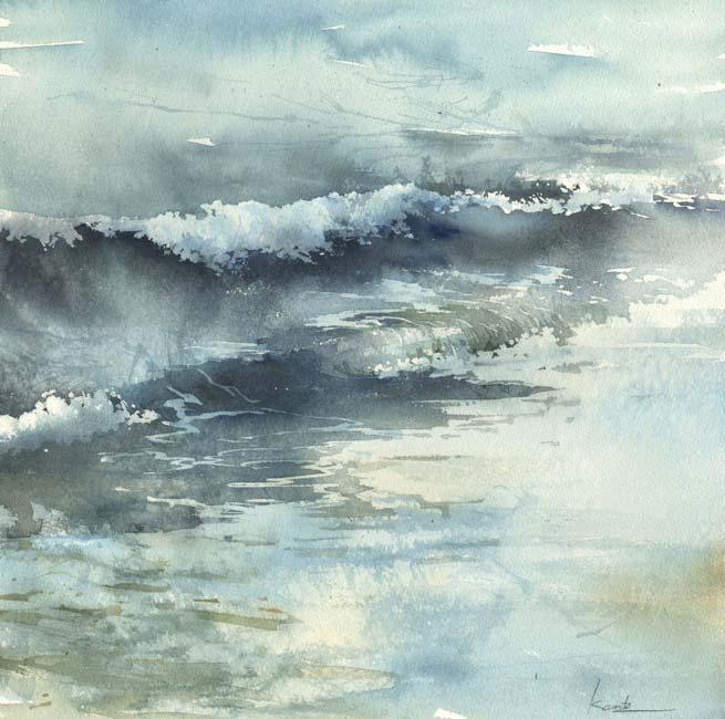 Канта Харусаки - Запах моря