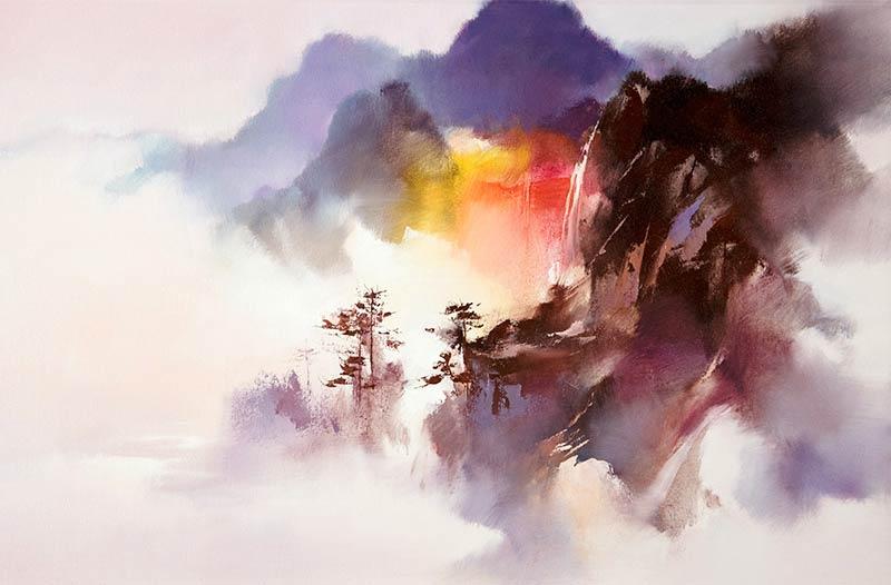 Ken Hong Leung - Падая над облаками