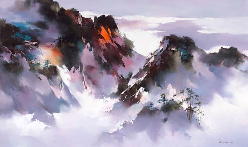 Ken Hong Leung - Горы