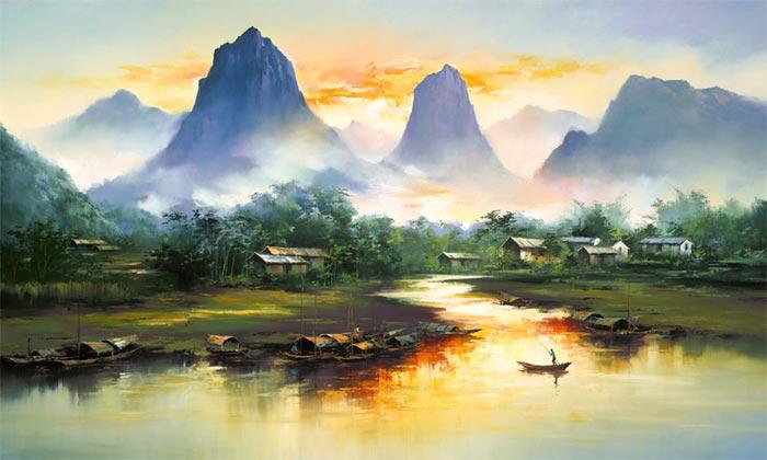 Художник Ken Hong Leung