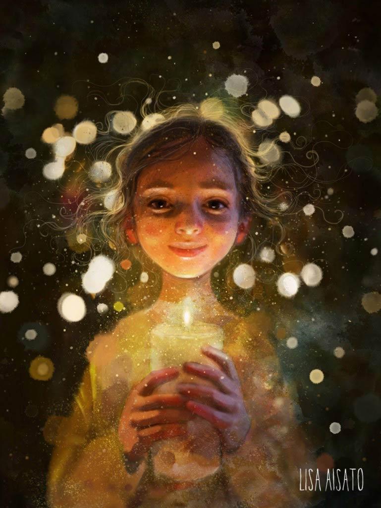 Lisa Aisato - Свет в темноте