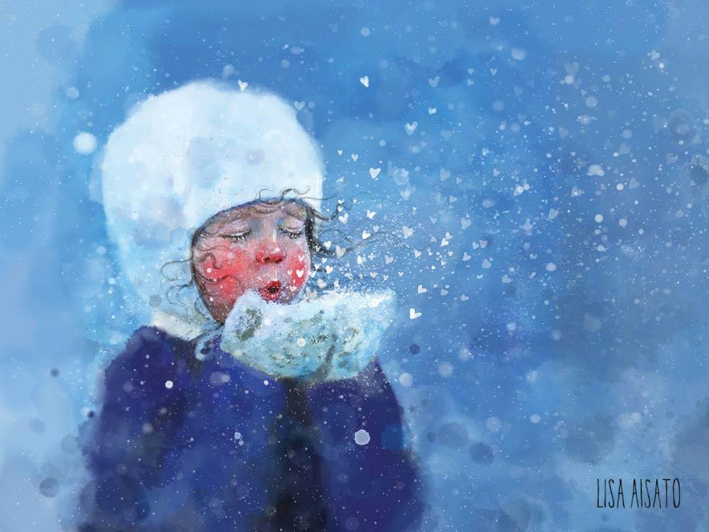 Lisa Aisato - Снежинка
