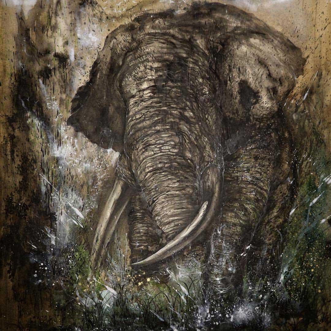 Chen Yingjie - Слон