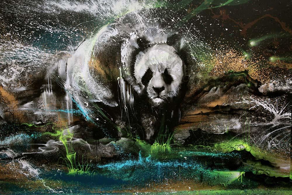 Chen Yingjie - Китайская панда