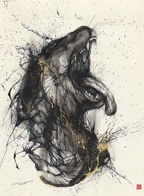 Chen Yingjie - Рев пантеры